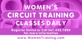 Gym Women Circuit Training