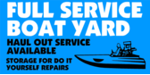 Full Service Boat Yard