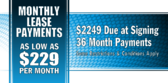 Auto Monthly Lease Payments
