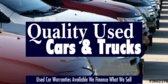 Auto Quality Used Cars