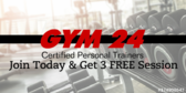 Gym Personal Trainer 3 Free