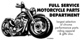 Full Service Motorcycle Parts