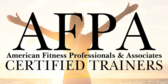 Gym Personal Trainer AFPA