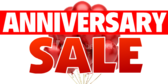 Anniversary Sale Blue