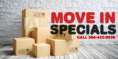 Move In Special Yellow