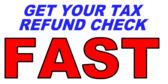 Get Tax Refunds Fast