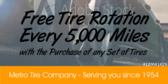 Auto Free Tire Rotation