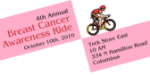 Breast Cancer Ride