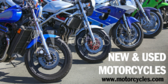 New & Used Motorcycles