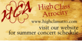 Band Summer Concert Series