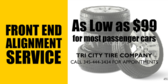 Auto Wheel Alignment