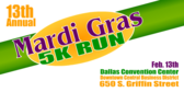 Mardi Gras Run