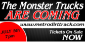 The Monster Trucks Are Coming