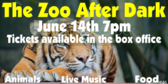 The Zoo After Dark