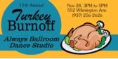 Annual Turkey Burnoff