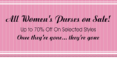 Women Purses on Sale