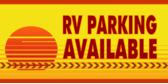 RV Parking Available Sunset Image