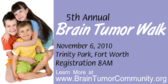 Brain Tumor Walk