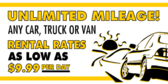 Auto Rental Unlimited Mileage