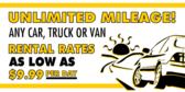 Auto Rental Unlimited Mileage