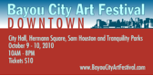 Bayou City Art Festival