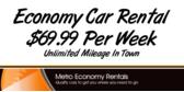 Auto Rental Economy