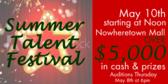 mall-summer-talent-festival