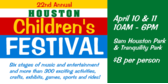 Houston Childrens Festival