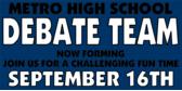 metro-high-debate-team