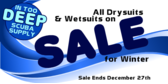 Scuba Equipment Sale
