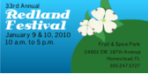 Redland Festival