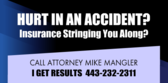 Attorney Hurt in Accident B