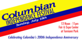 Columbian Independence Festival