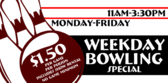Bowling League Weekday Bowling