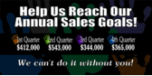 Business Reach Goal