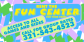 Play Center Party Rental