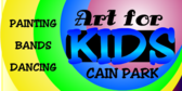 Art Fair For Kids