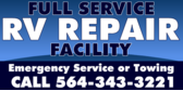 Full Service RV Repair