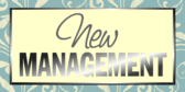 New Management Ribbon