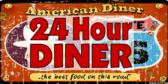 24 hour Diner