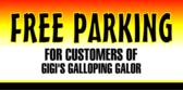 Business Parking Free