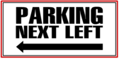 Parking Next Left