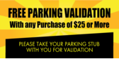 Parking Free Validation