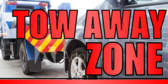 Parking Tow Away Zone
