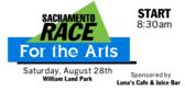 Sacramento Race for the Arts