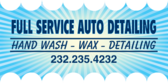 Auto Detailing Full Service