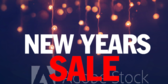 New Years Sale Dark