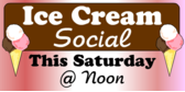 Ice Cream Social Saturday