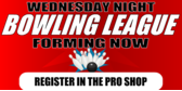 Wednesday Night Bowling League