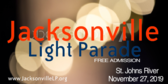 Jacksonville Light Parade